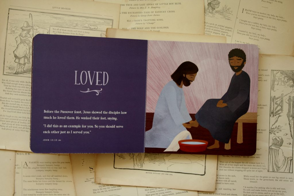 Holy Week, by Danielle Hitchen | Little Book, Big Story