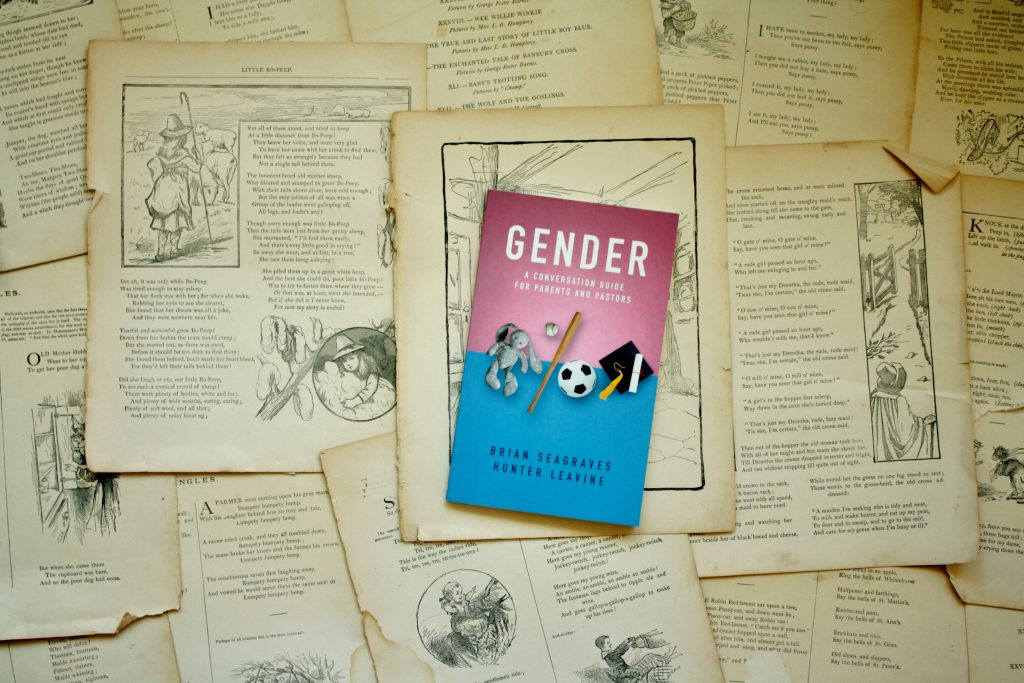 Gender, by Brian Seagraves & Hunter Leavine   Little Book, Big Story