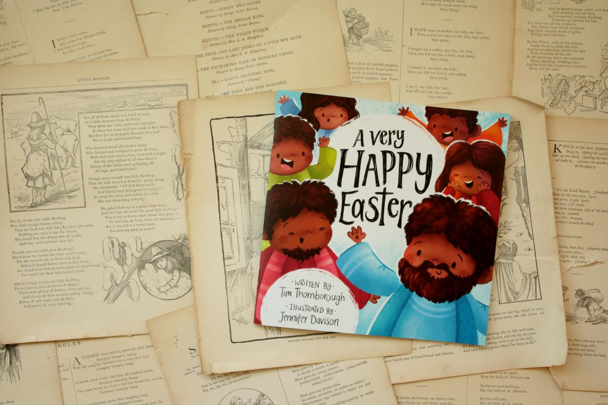 A Very Happy Easter, by Tim Thornborough | Little Book, Big Story