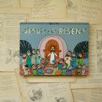 Jesus is Risen   Agostino Traini