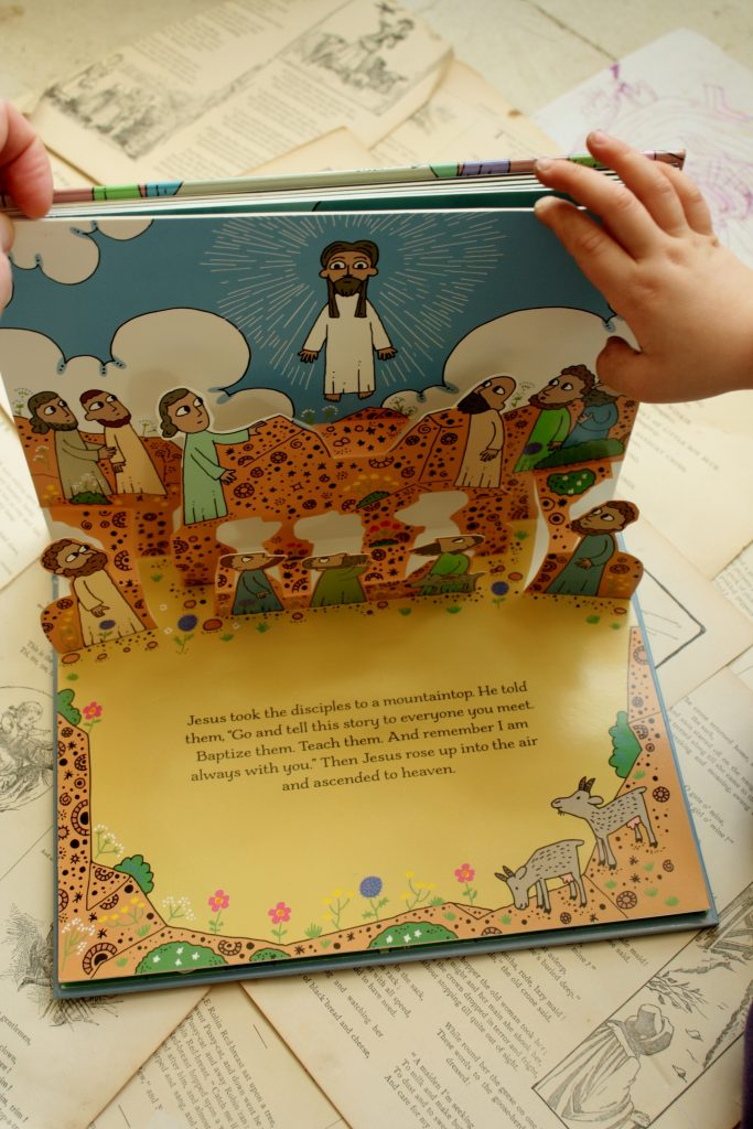 Jesus is Risen!, by Agostino Traini | Little Book, Big Story