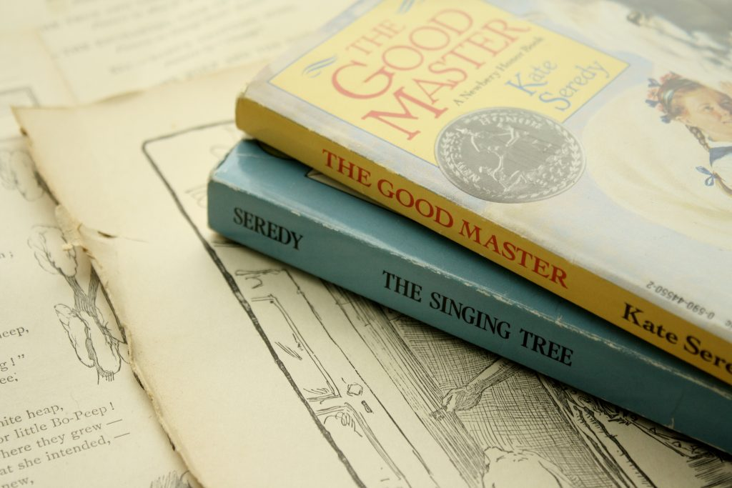 The Good Master and The Singing Tree, by Kate Seredy | Little Book, Big Story