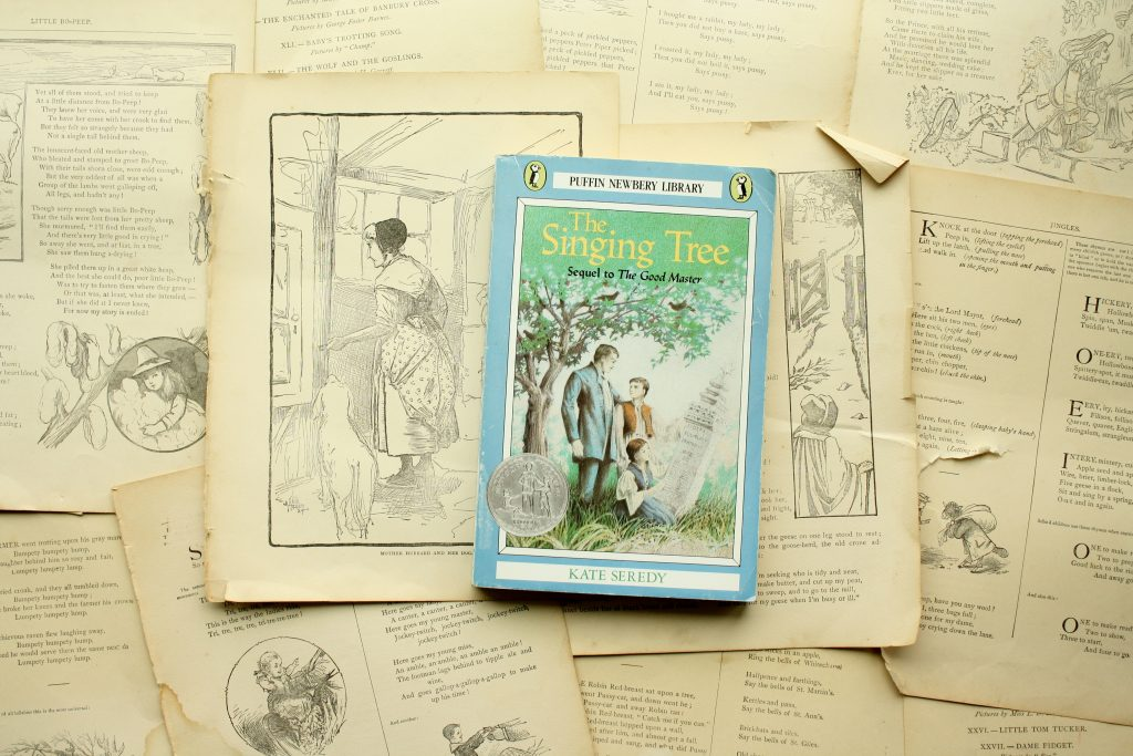 The Singing Tree, by Kate Seredy | Little Book, Big Story