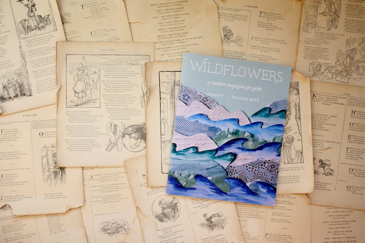 Wildflowers Magazine, Summer 2019 | Little Book, Big Story
