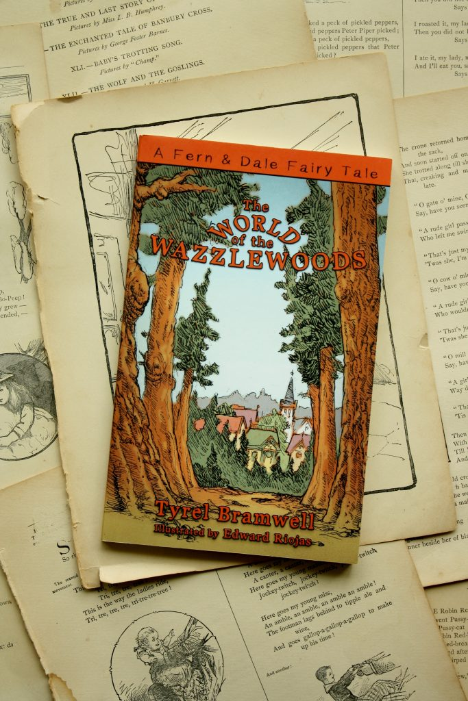 The World of the Wazzlewoods, by Tyrel Bramwell | Little Book, Big Story