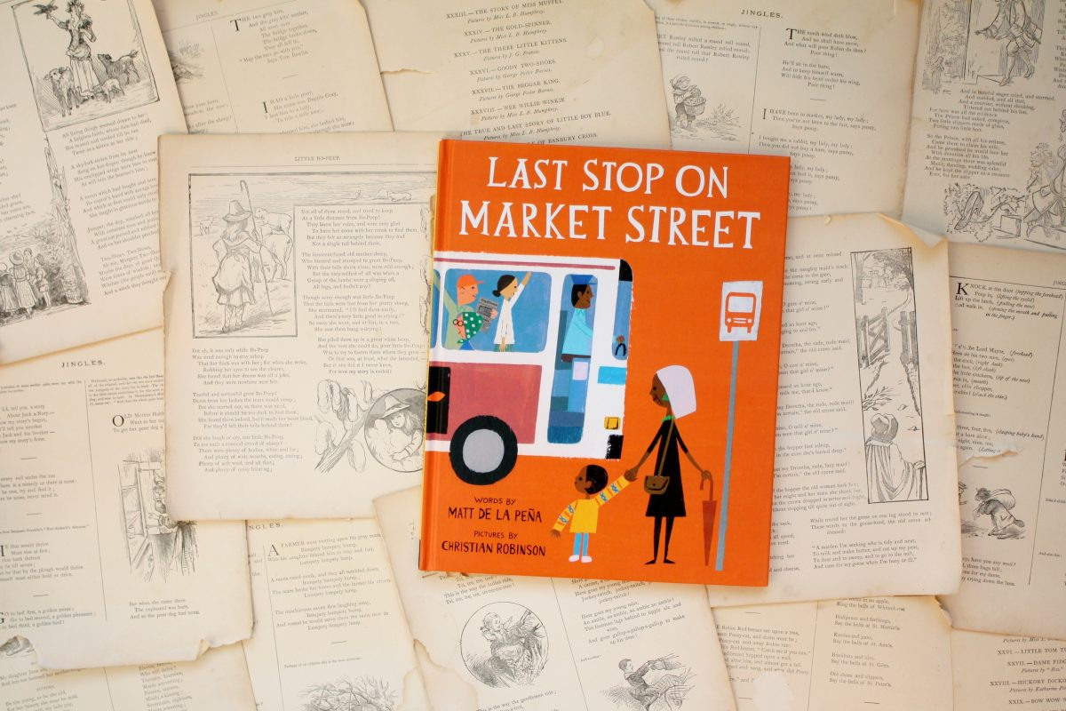 Last Stop on Market Street, by Matt de la Pena | Little Book, Big Story