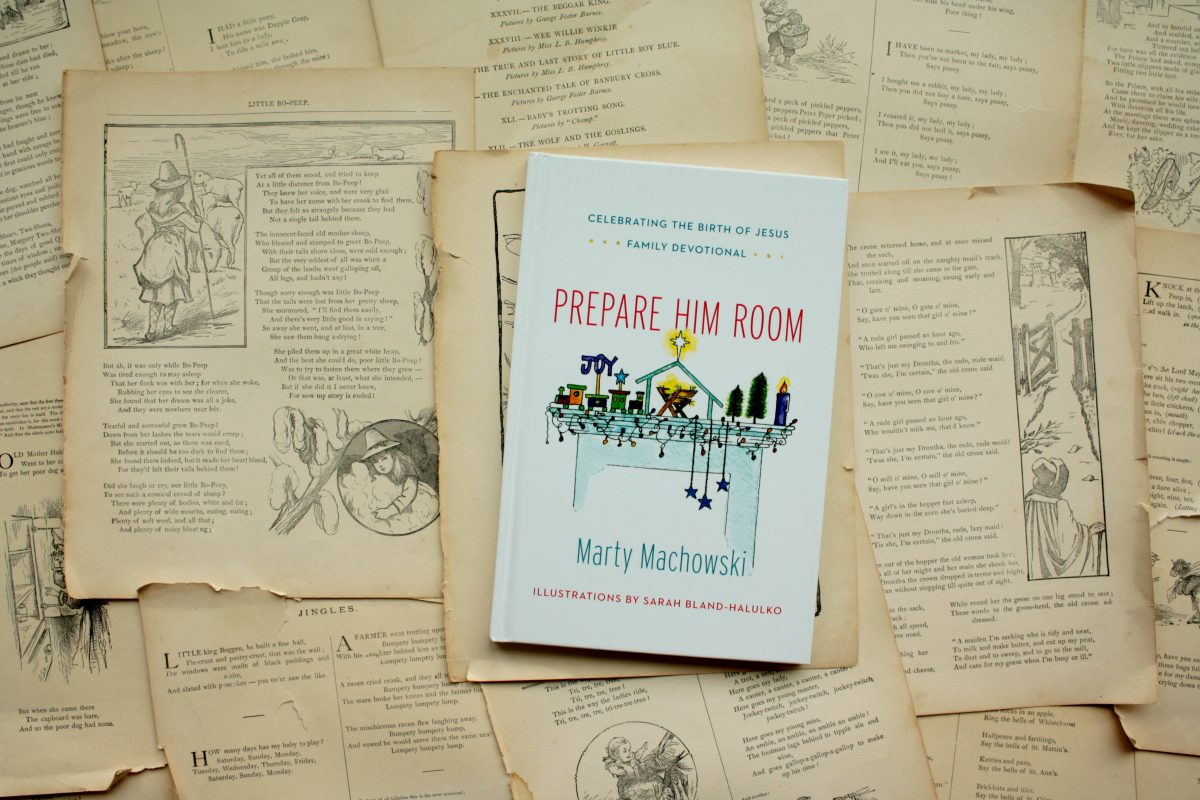 Prepare Him Room, by Marty Machowski | Little Book, Big Story