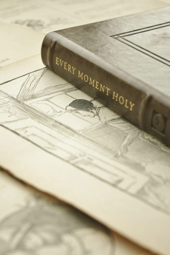 Every Moment Holy, by Douglas Kaine McKelvey | Little Book, Big Story