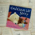 God Gave Us Sleep | Lisa Tawn Bergren