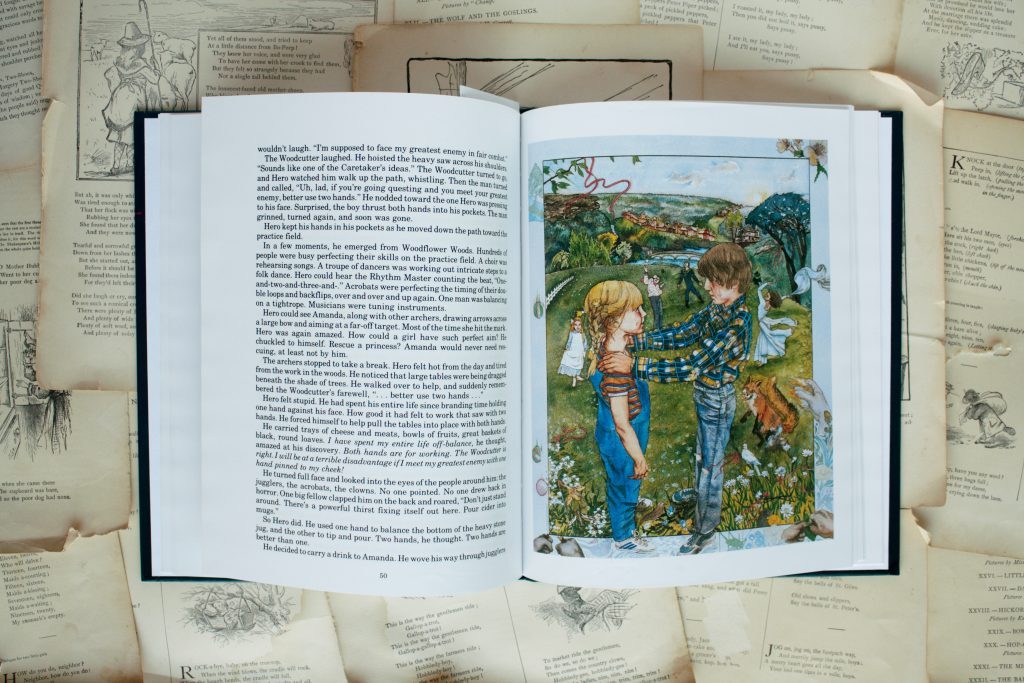 Tales of the Kingdom, by David & Karen Mains | Little Book, Big Story