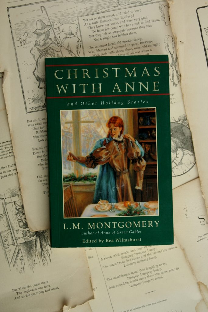 Christmas with Anne, by L. M. Montgomery | Little Book, Big Story