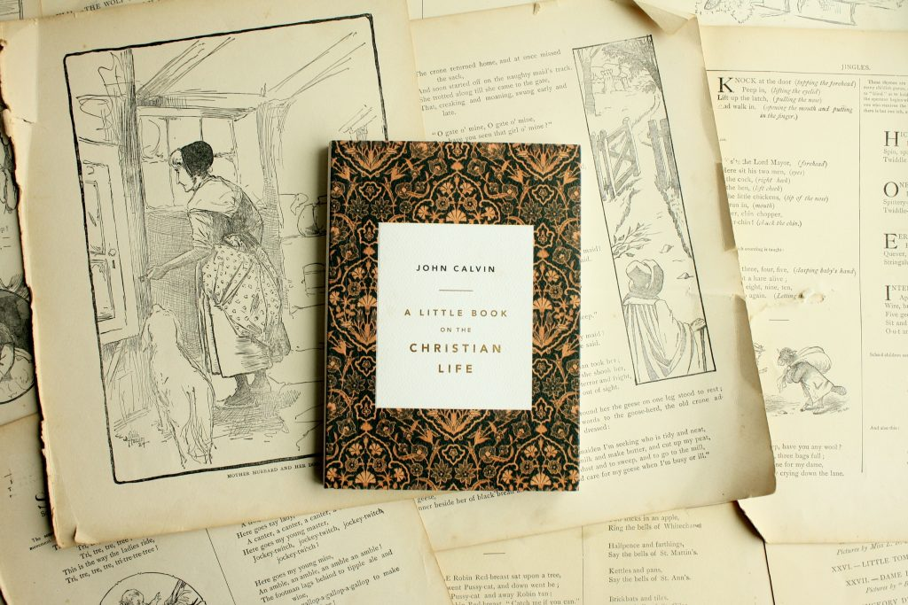 A Little Book on the Christian Life, by John Calvin | Little Book, Big Story