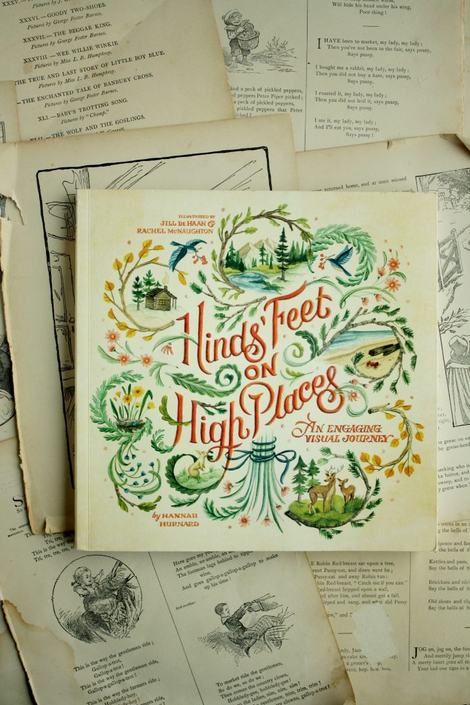 Hind's Feet on High Places, by Hannah Hurnard | Little Book, Big Story