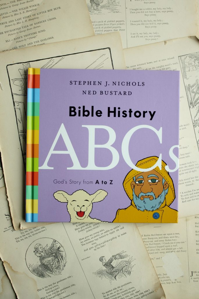 Bible History ABCs, by Stephen J. Nichols | Little Book, Big Story