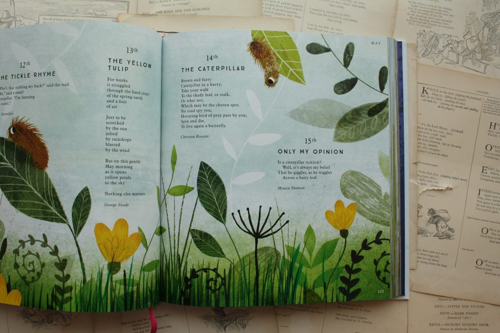 Sing a Song of Seasons: A Nature Poem for Each Day of the Year | Little Book, Big Story