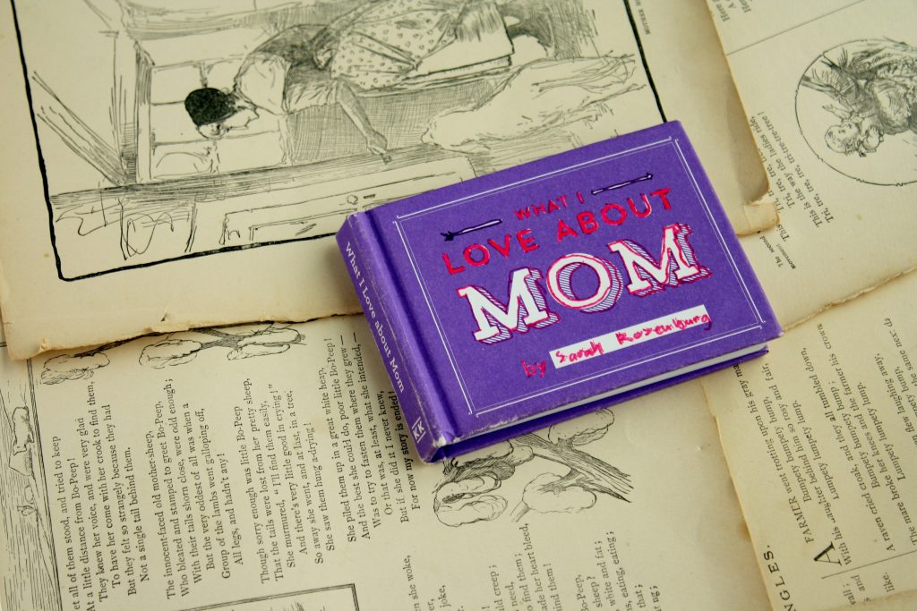 What I Love About Mom | Little Book, Big Story