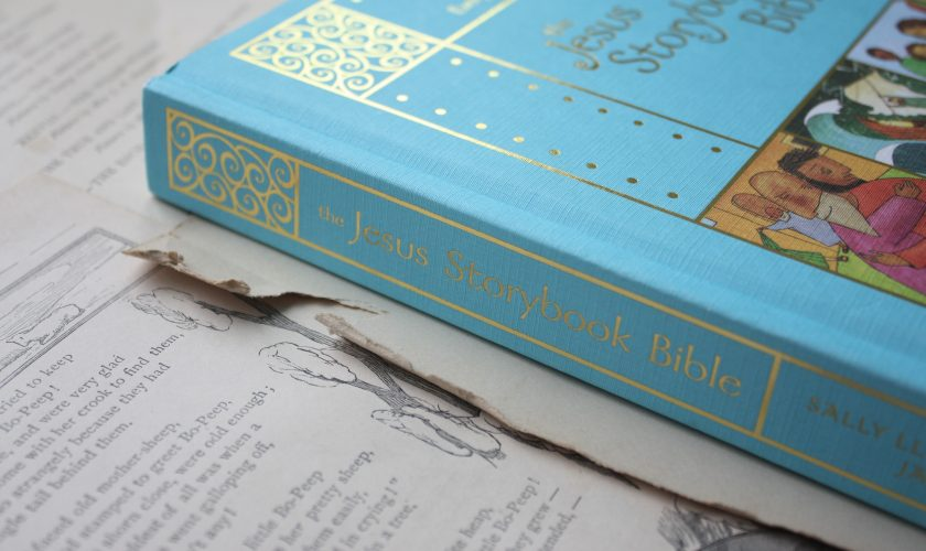 Observing Lent with The Jesus Storybook Bible