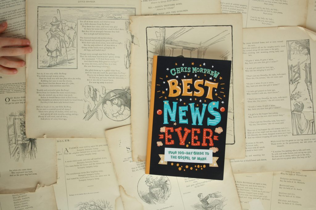 Best News Ever, by Chris Morphew | Little Book, Big Story