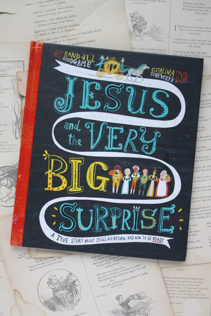 Jesus and the Very Big Surprise, by Randall Goodgame | Little Book, Big Story