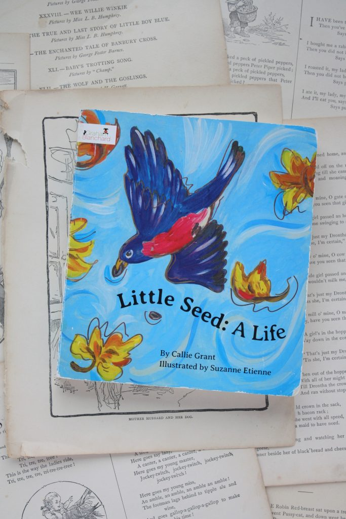Little Seed: A Life, by Callie Grant | Little Book, Big Story