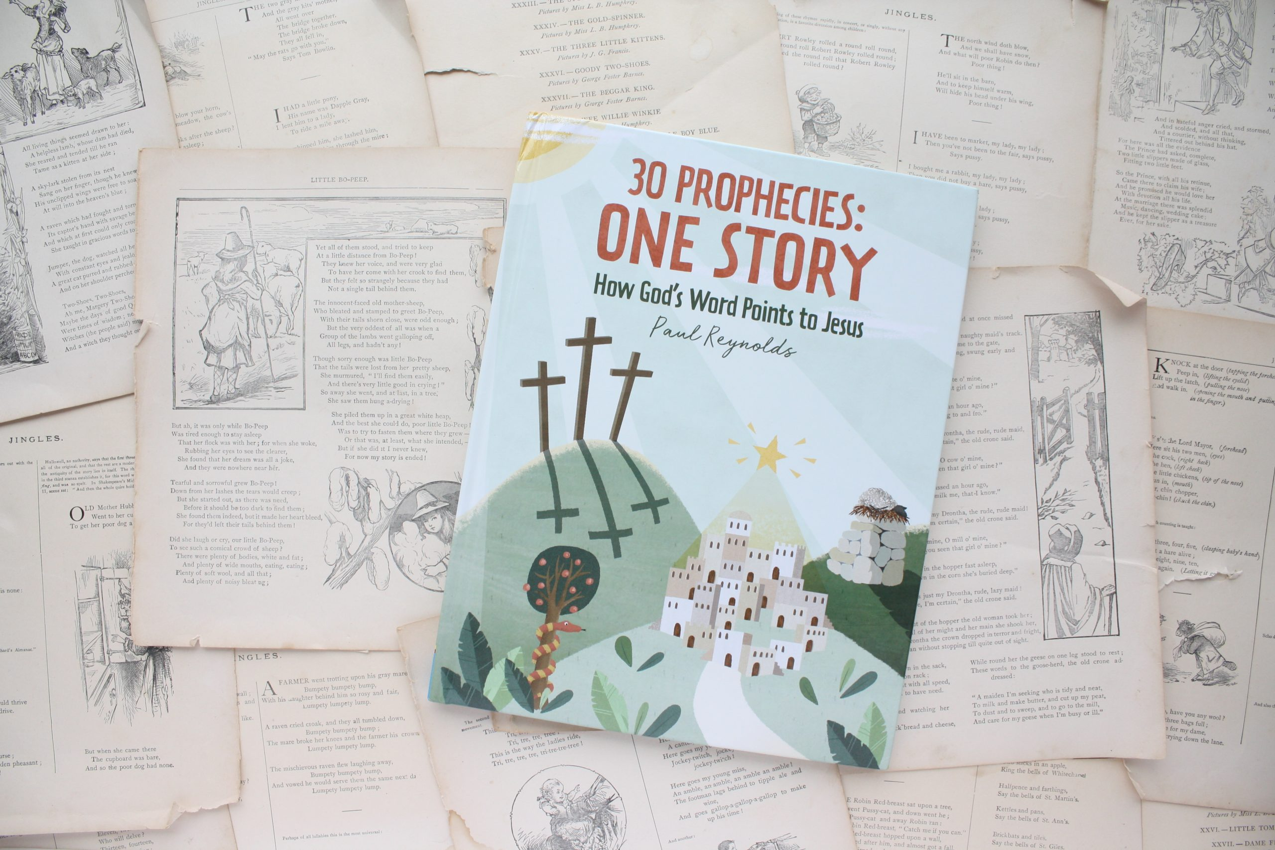 30 Prophecies: One Story | Paul Reynolds