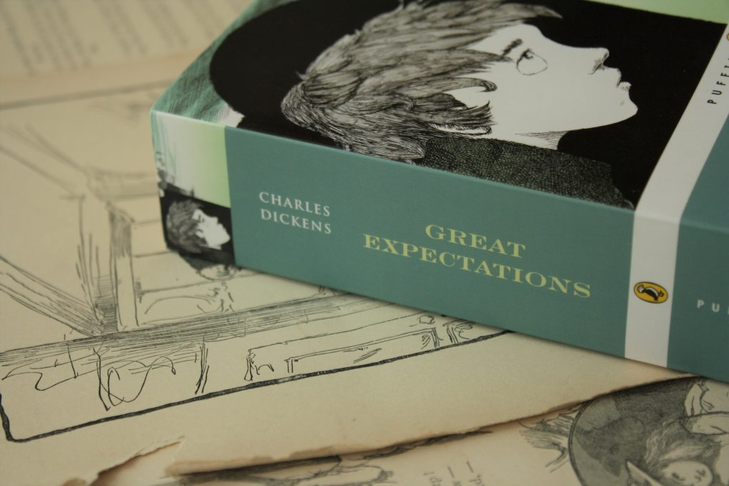 Great Expectations, by Charles Dickens | Little Book, Big Story