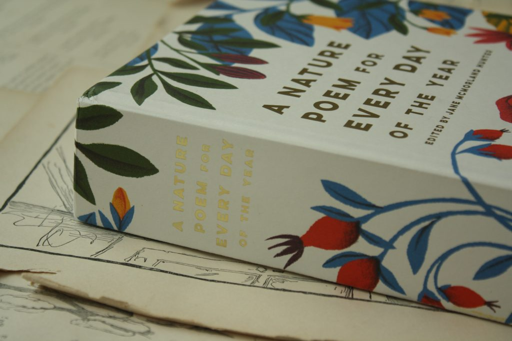 A Nature Poem for Every Day of the Year, edited by Jane McMorland Hunter | Little Book, Big Story