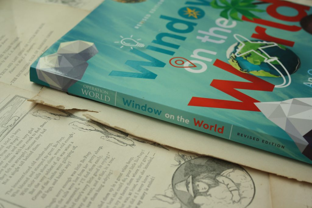 Window on the World, by Molly Wall & Jason Mandryk | Little Book, Big Story