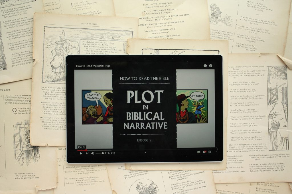 The Bible Project (Videos) | Little Book, Big Story
