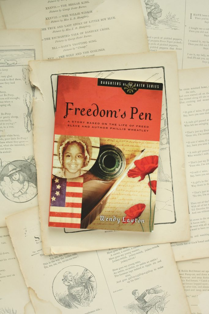Freedom's Pen: A Story About Phillis Wheatley | Little Book, Big Story