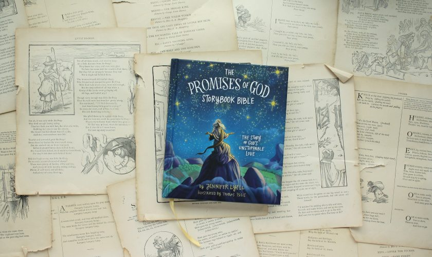 The Promises of God Storybook Bible | Jennifer Lyell
