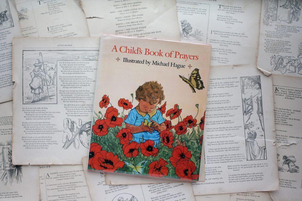 A Children' Book of Prayers, by Michael Hague | Little Book, Big Story