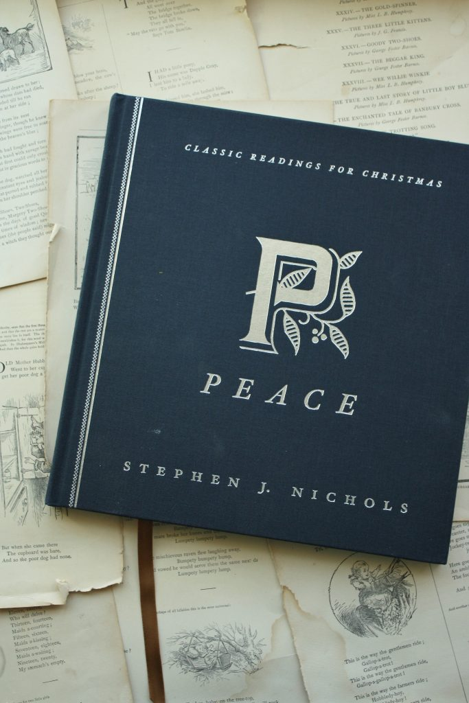 Peace, by Stephen Nichols | Little Book, Big Story