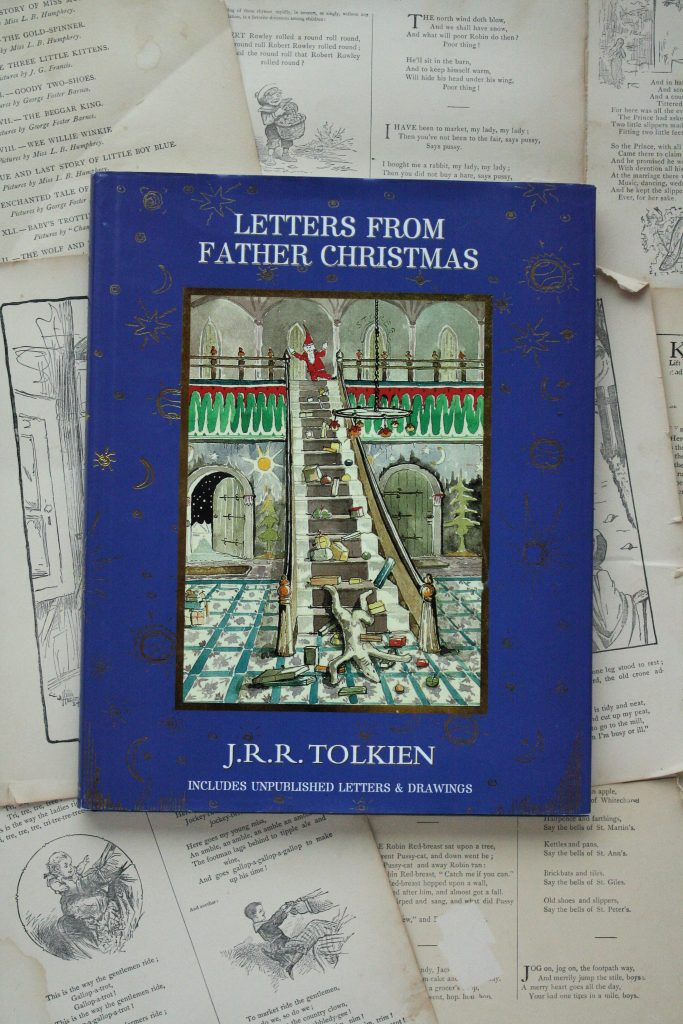 Letters From Father Christmas, by J.R.R. Tolkien | Little Book, Big Story