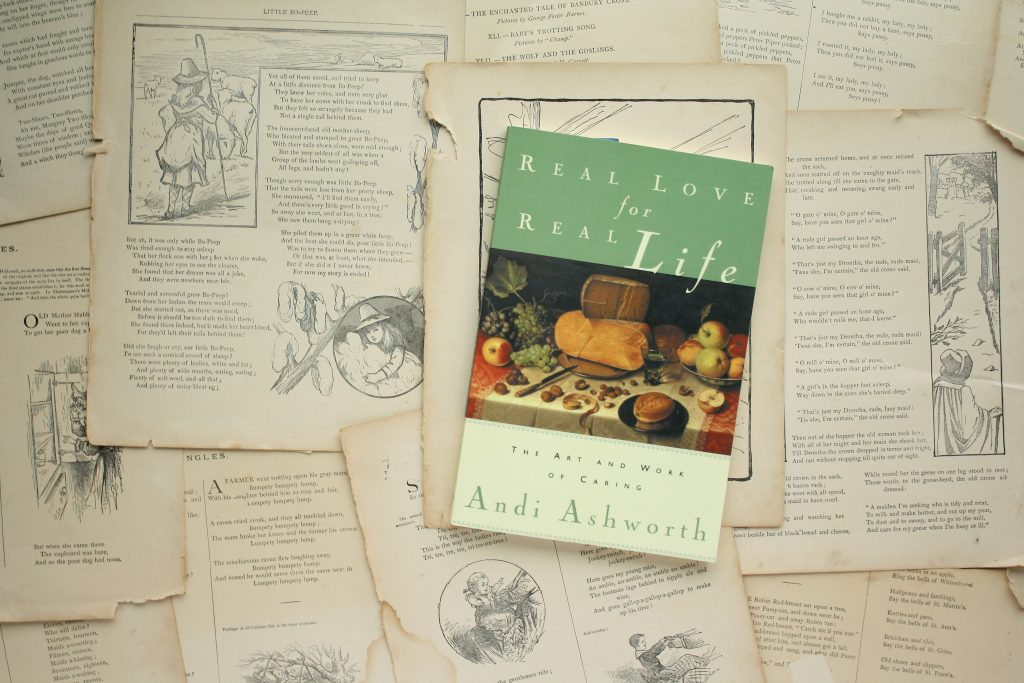 Real Love for Real Life, by Andi Ashworth | Little Book, Big Story
