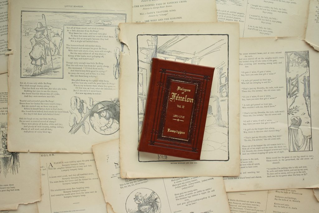 Dialogues of Fenelon, Vol. II | Little Book, Big Story