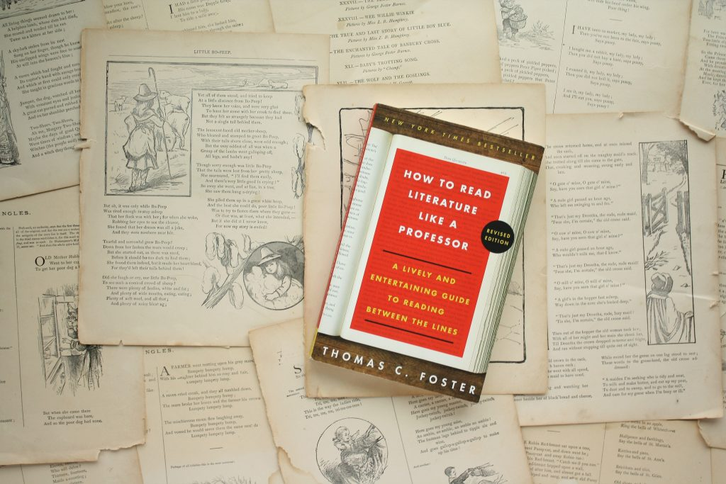 How to Read Literature Like a Professor, by Thomas C. Foster | Little Book, Big Story