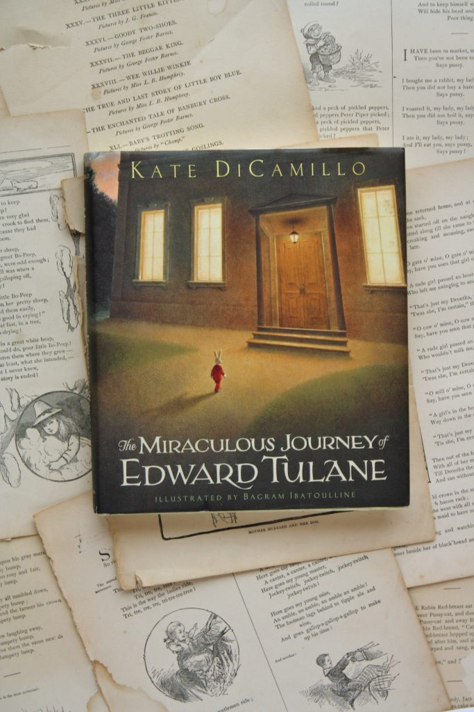 The Miraculous Journey of Edward Tulane, by Kate DiCamillo | Little Book, Big Story