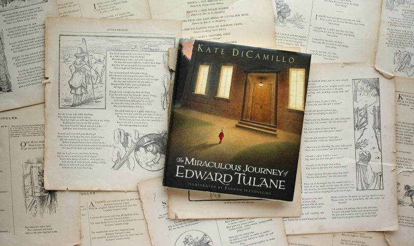 The Miraculous Journey of Edward Tulane | Kate DiCamillo