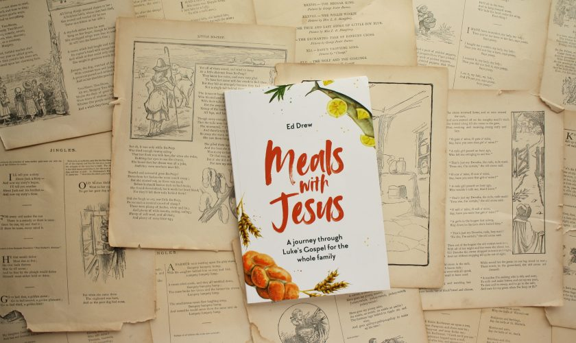 Meals with Jesus | Ed Drew