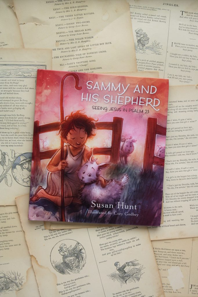 Sammy and His Shepherd, by Susan Hunt   Little Book, Big Story