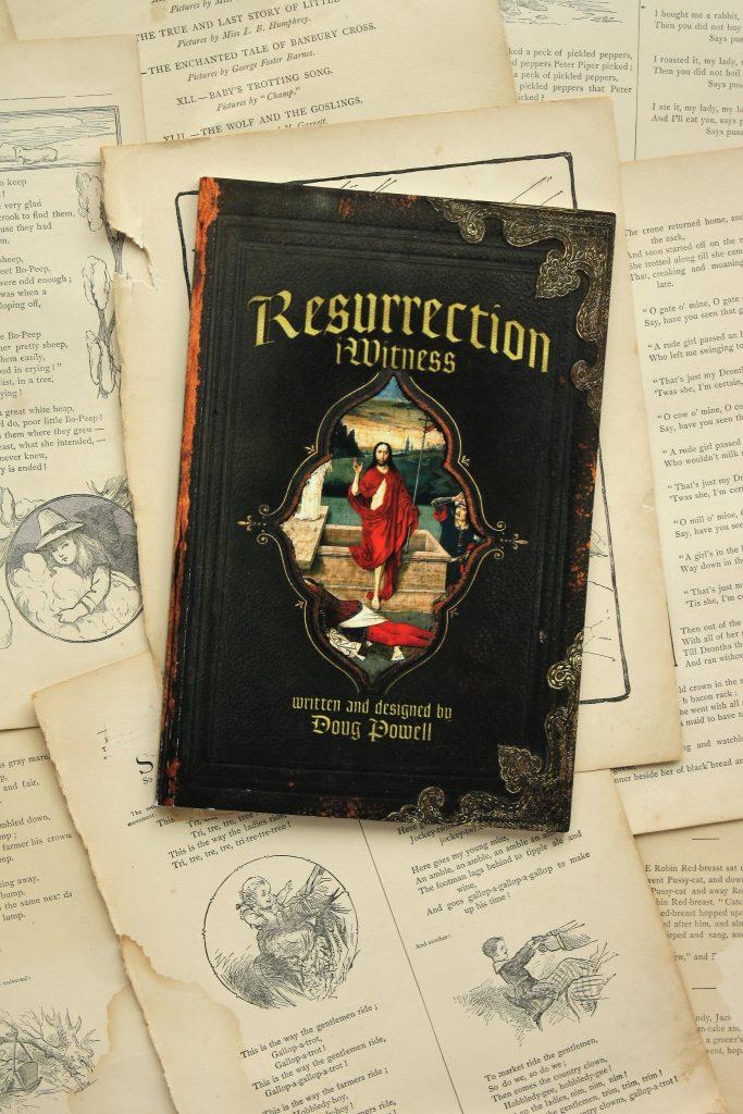 Resurrection iWitness, by Doug Powell | Little Book, Big Story