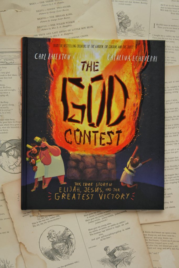 The God Contest, by Carl Lafteron | Little Book, Big Story