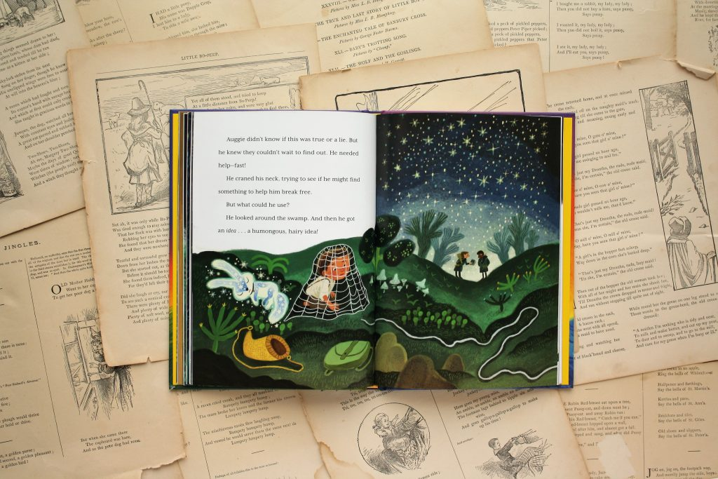 The Fabled Stables: Willa the Wisp, by Jonathan Auxier | Little Book, Big Story