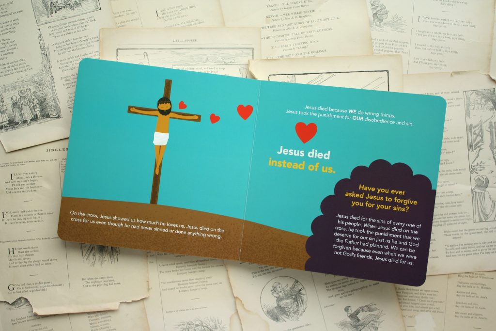 Jesus Rose For Me, by Jared Kennedy | Little Book, Big Story