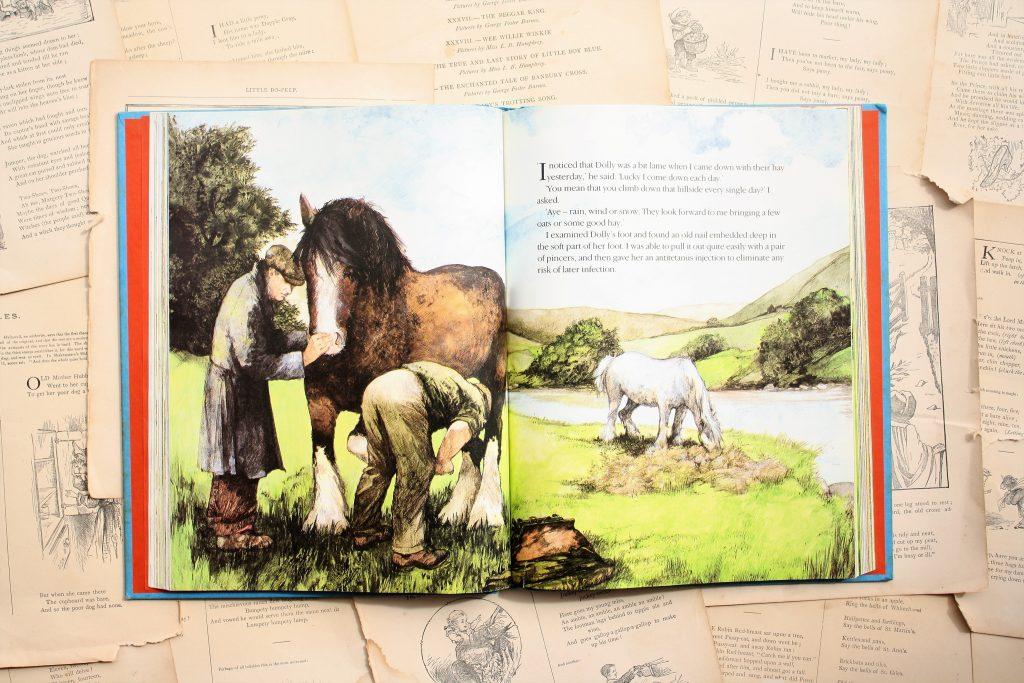 James Herriot's Treasury for Children | Little Book, Big Story