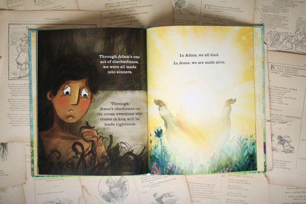 A Tale of Two Kings, by Gloria Furman   Little Book, Big Story
