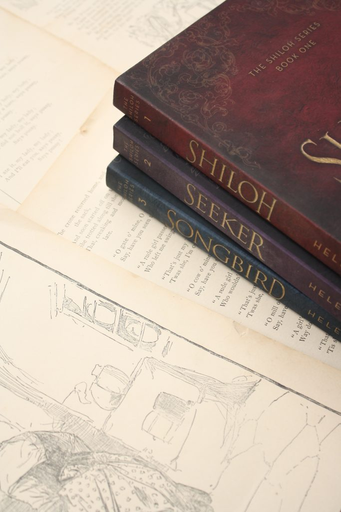 The Shiloh Series, by Helena Sorenson | Little Book, Big Story