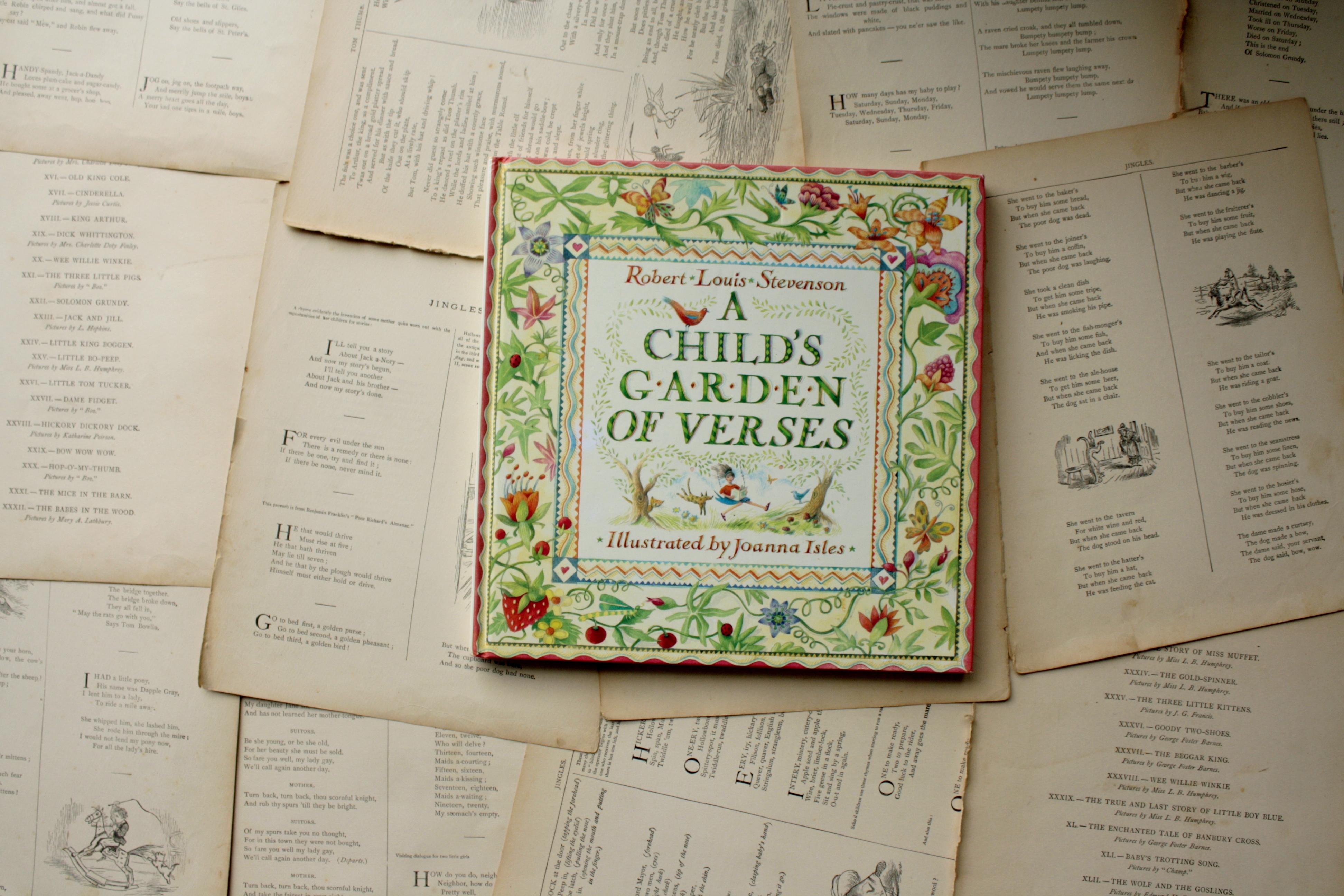 A Child's Garden of Verses | Robert Louis Stevenson