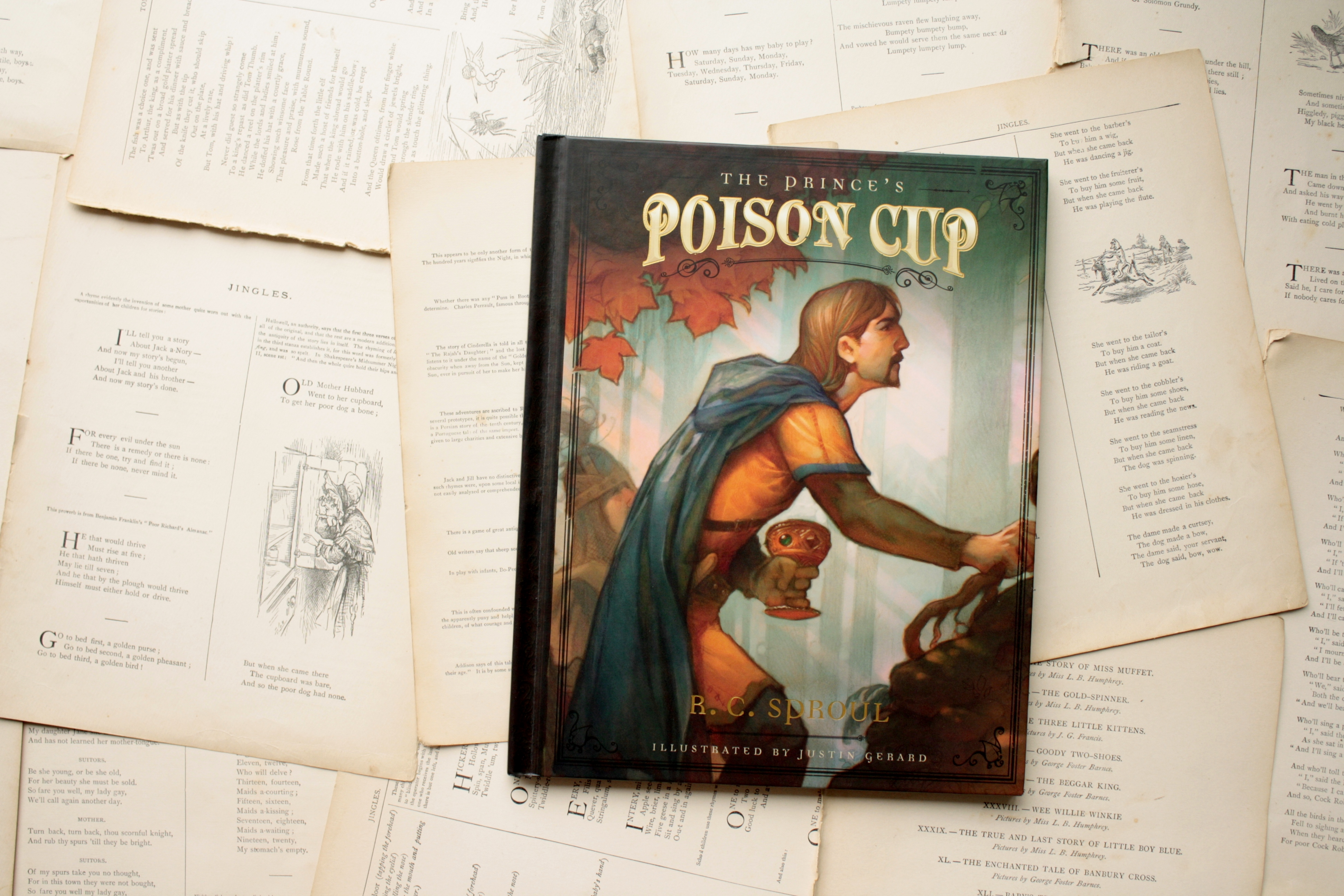 The Prince's Poison Cup   R. C. Sproul